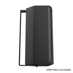LD Systems SAT 102 G2 WMB Swivel wall mount for SAT 102 G2 black