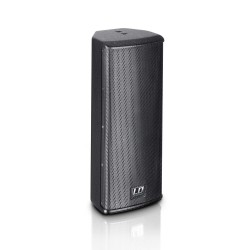 "LD Systems SAT 242 G2 2 x 4 passive Installation Speaker black"""