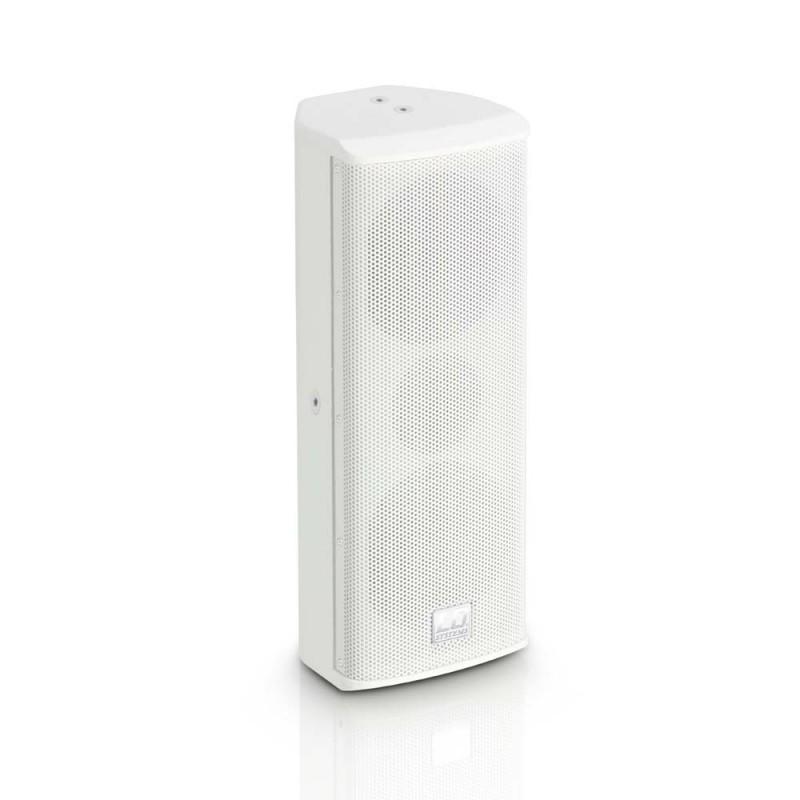 "LD Systems SAT 242 G2 W 2 x 4 passive Installation Speaker white"""