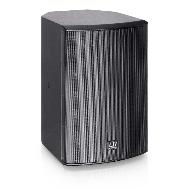 """LD Systems SAT 82 A G2 8 Active Installation Monitor black"""""""
