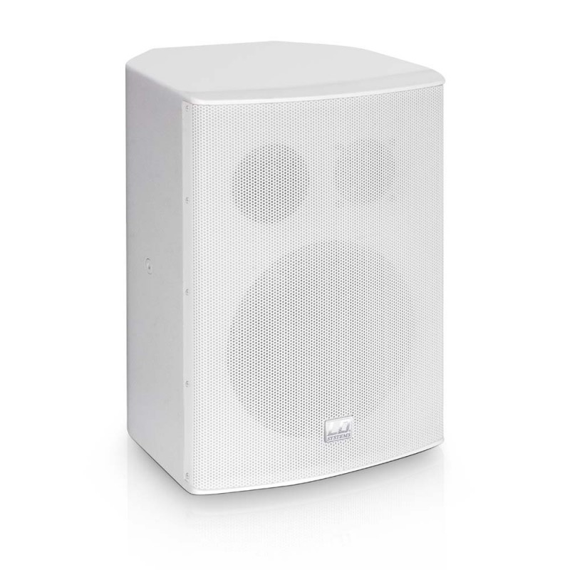 """LD Systems SAT 82 A G2 W 8 Active Installation Monitor white"""""""