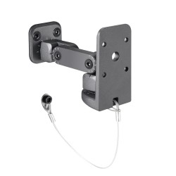 LD Systems SAT WMB 10 B Wall mount for speakers black