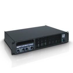 LD Systems SP 44K PA Power Amplifier 4 x 980 W 2 Ohm