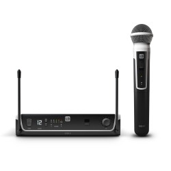 LD Systems U306 HHD - Wireless Microphone System with Dynamic Handheld Microphone