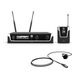 LD Systems U505 BPL Wireless Microphone System with Bodypack and Lavalier Microphone