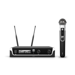 LD Systems U505 HHD Wireless Microphone System with Dynamic Handheld Microphone