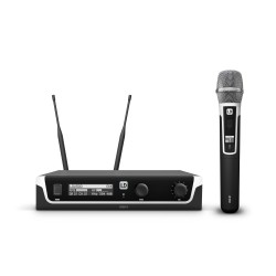 LD Systems U506 HHC Wireless Microphone System with Condenser Handheld Microphone