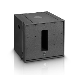 LD Systems V 212 SUB Flyable 2 x 12 band-pass subwoofer 700W passive""