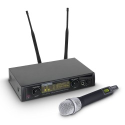 LD Systems WIN 42 HHD Wireless Microphone System with Dynamic Handheld Microphone