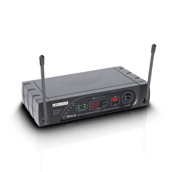 LD Systems ECO 16 R B 5 Receiver band  5 584 - 607 MHz