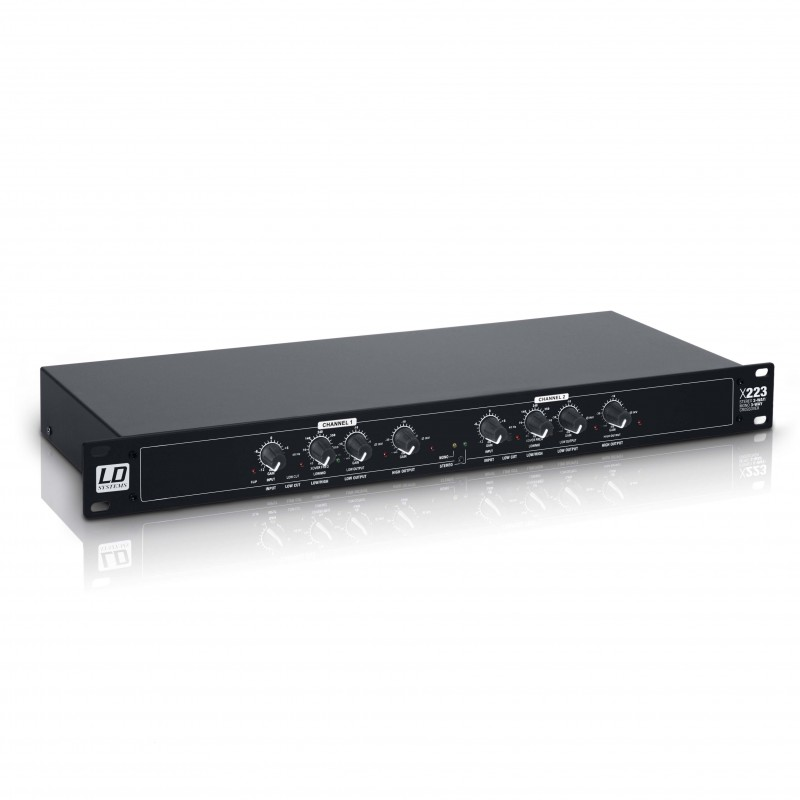 LD Systems X 223 Active Crossover