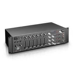 "LD Systems ZONE 624 19 4-Zone Mixer 3U"""