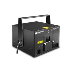 Cameo D FORCE 5000 RGB - Professional Pure Diode Show Laser