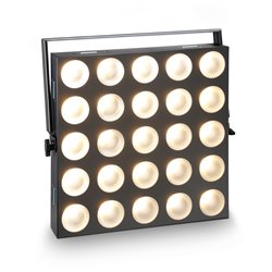 Cameo MATRIX PANEL 3 WW 5 x 5 LED Matrix Panel with single pixel control
