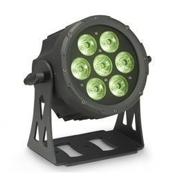 Cameo FLAT PRO 7 XS Compact, flat 7 x 8 Watt Quad LED PAR light