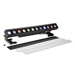 Cameo PIXBAR 600 PRO IP65 RDM enabled 12 x 12 W RGBWA+UV Outdoor LED Bar