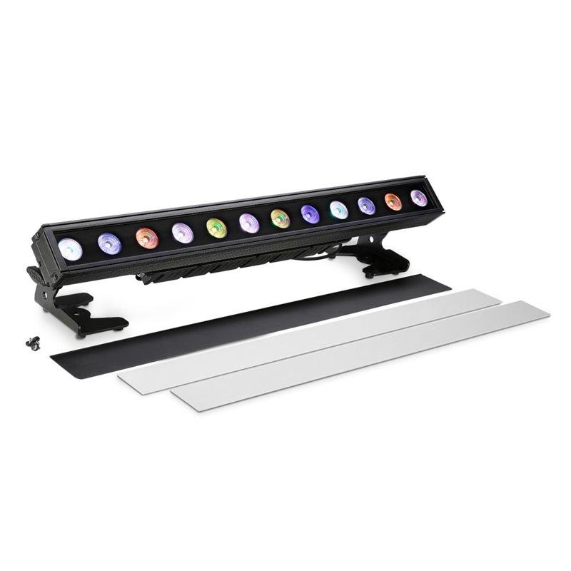 Cameo PIXBAR 600 PRO IP65 RDM enabled 12 x 12 W RGBWA+UV Outdoor LED Bar