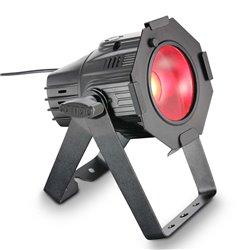 Cameo Studio Mini PAR COB 30W 30W COB LED PAR Can RGB in black housing