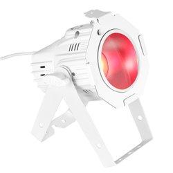 Cameo Studio Mini PAR COB 30W WH 30W COB LED PAR Can RGB in white housing