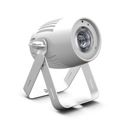Cameo Q-SPOT 40 CW WH Compact Spotlight with 40W Cold White LED in White Housing