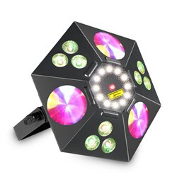 Cameo UVO 5-in-1 LED Effect Light