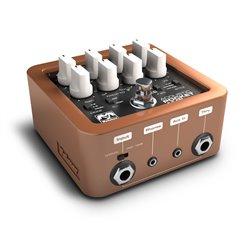 Palmer MI POCKET AMP ACOUSTIC Portable Preamp for Acoustic String Instruments