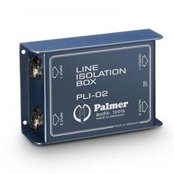 Palmer Pro PLI 02 Line Isolation Box 2 Channel