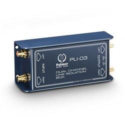 Palmer Pro PLI 03 Line Isolation Box 2 Channel