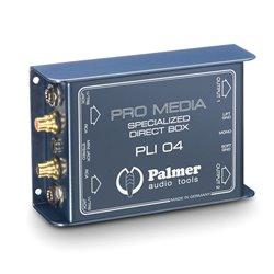 Palmer Pro PLI 04 Media DI Box 2-channel for PC and laptop
