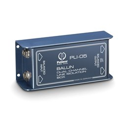 Palmer Pro BALUN Line Isolation Box 2 Channel