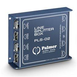 Palmer Pro PLS 02 Dual Channel Line Splitter