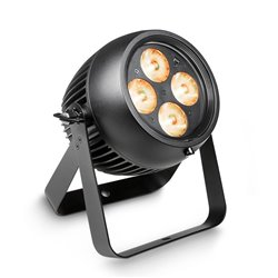 Cameo ZENIT P 40 Professional Outdoor PAR Can IP65 with innovative light shaping diffusors
