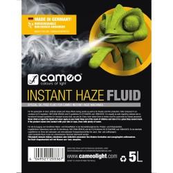 Tekočina za meglo Cameo INSTANT HAZE FLUID 5L