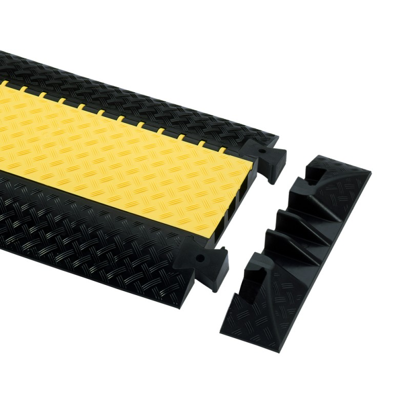 Defender 3 ER End Ramp for 85002 Cable Protector 3-channel