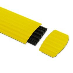 Defender Office ER YEL End Ramp yellow for 85160 Cable Crossover 4-channels