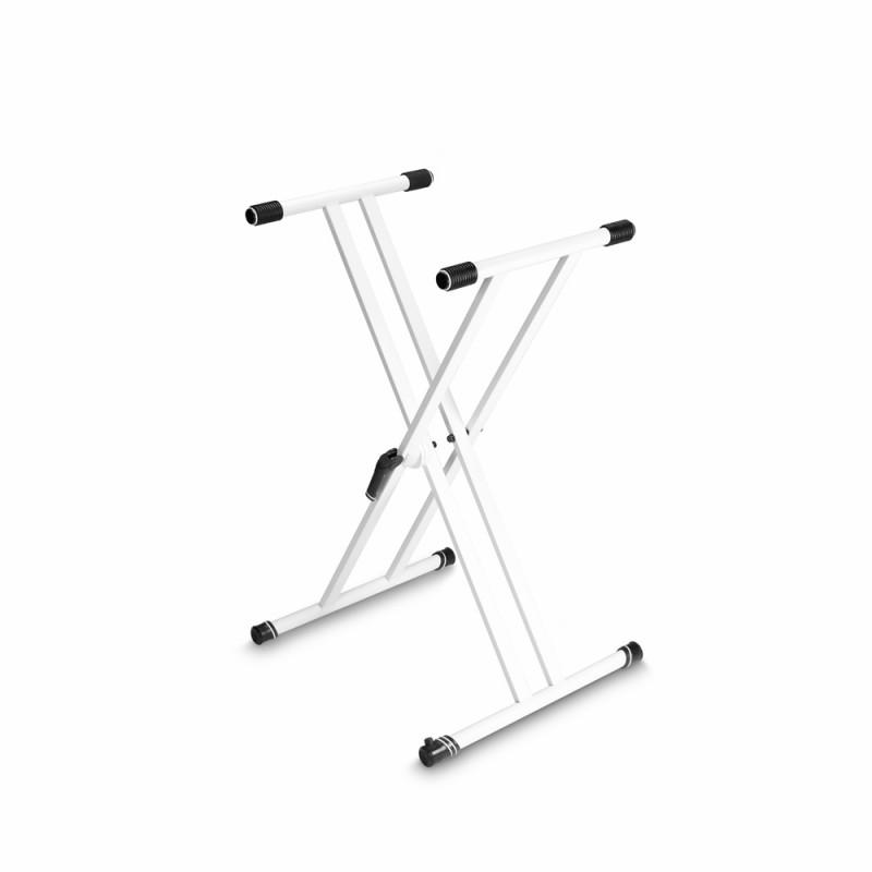 Klaviatursko stojalo Gravity KSX 2, belo