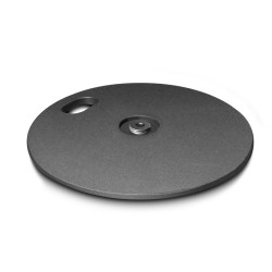 Gravity MS 2 WP Weight plate for round base mic stands
