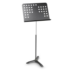 Gravity NS ORC 2 L Tall Music Stand Orchestra with Perforated Desk