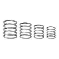 Gravity RP 5555 GRY 1 Universal Gravity Ring Pack, Concrete Grey