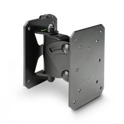 Gravity SP WMBS 20 B Tilt-and-Swivel Wall Mount for Speakers up to 20 kg