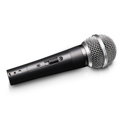 LD Systems D 1006 Dynamic Vocal Microphone with Switch