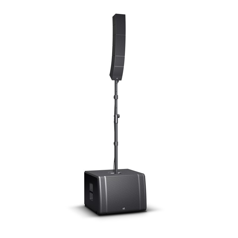 LD Systems CURV 500 TS Compact Touring Array System