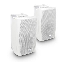 """LD Systems Contractor CWMS 42 W 100 V 4 2-way Wall Mount Speaker 100 V white (pair)"""""""