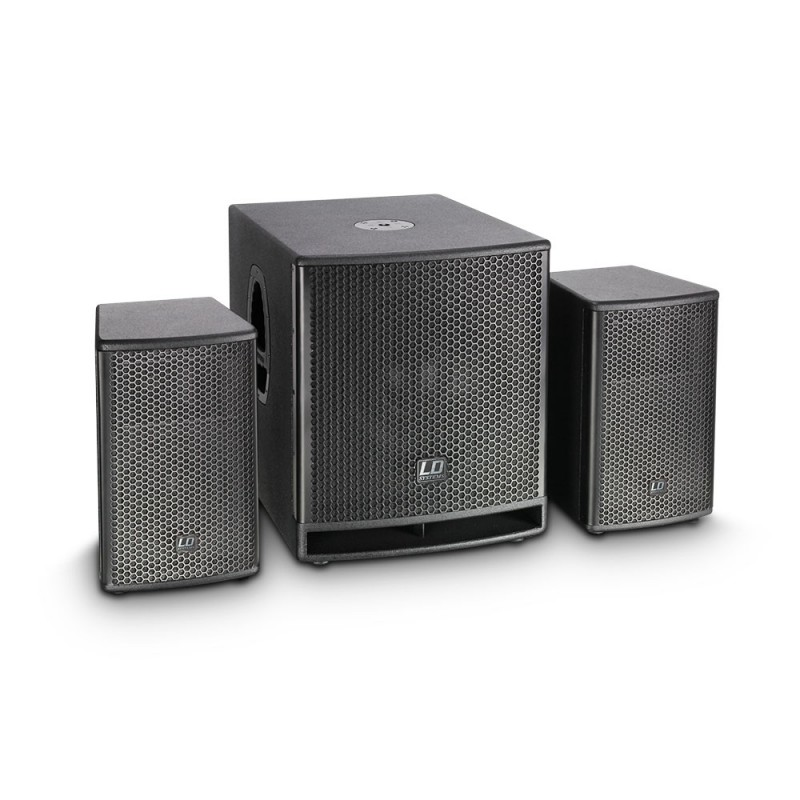 """LD Systems DAVE 12 G3 Compact 12 active PA System"""""""