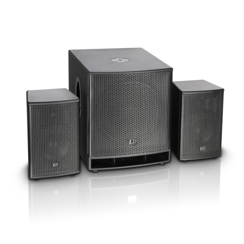 """LD Systems DAVE 15 G3 Compact 15 active PA System"""""""