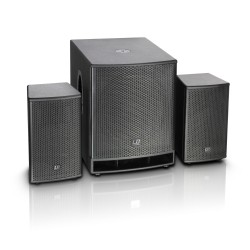 """LD Systems DAVE 18 G3 Compact 18 active PA System"""""""