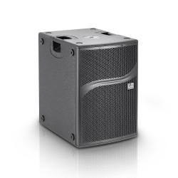 """LD Systems DDQ SUB 212 2 x 12 active PA Subwoofer with DSP"""""""