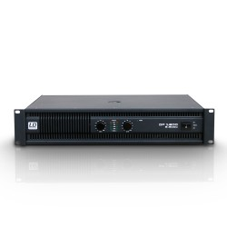 LD Systems DEEP2 1600 PA Power Amplifier 2 x 800 W 2 Ohms