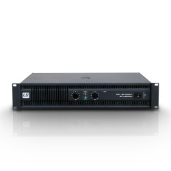 LD Systems DEEP2 2400 X PA Power Amplifier 2 x 1200 W 2 ohm