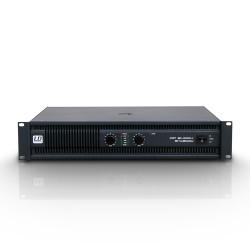 LD Systems DEEP2 2400 X PA Power Amplifier 2 x 1200 W 2 ohm